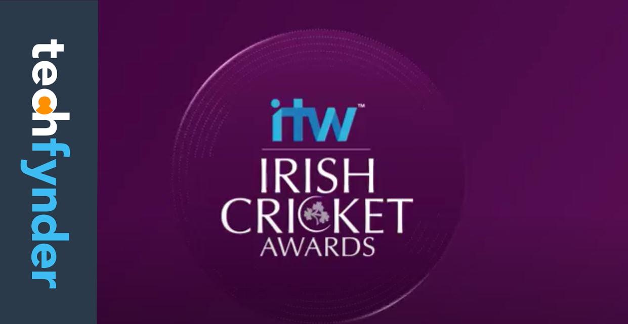Techfynder-Cricket Ireland Awards 2021